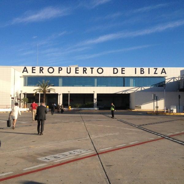 Aeroporto Ibiza : Aeroport d eivissa ibz airport in ibiza balearische