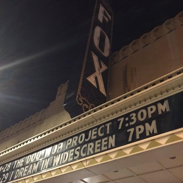 Photo taken at Fox Tucson Theatre by Alex R. on 4/27/2017