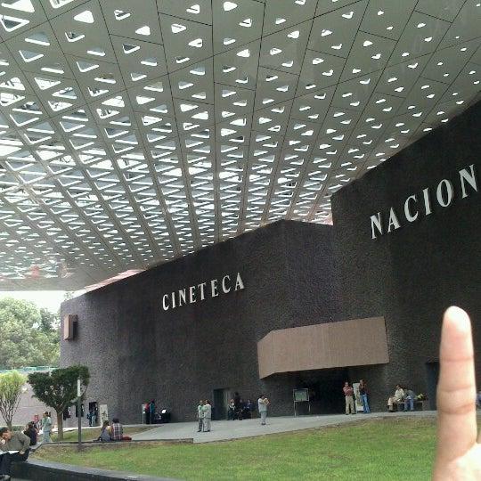 Foto tomada en Cineteca Nacional por Hector H. el 7/12/2013