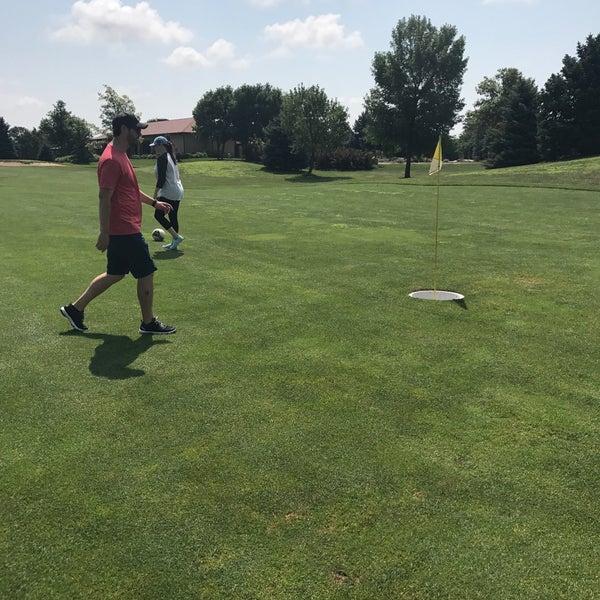 Photo taken at Wilderness Ridge Golf by Brent J. on 7/23/2017