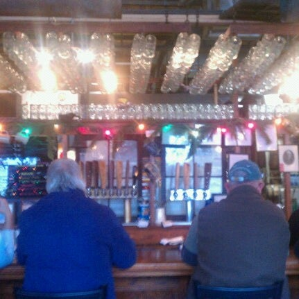 Photo taken at Greenbush Brewing Company by Aaron K. on 12/1/2012