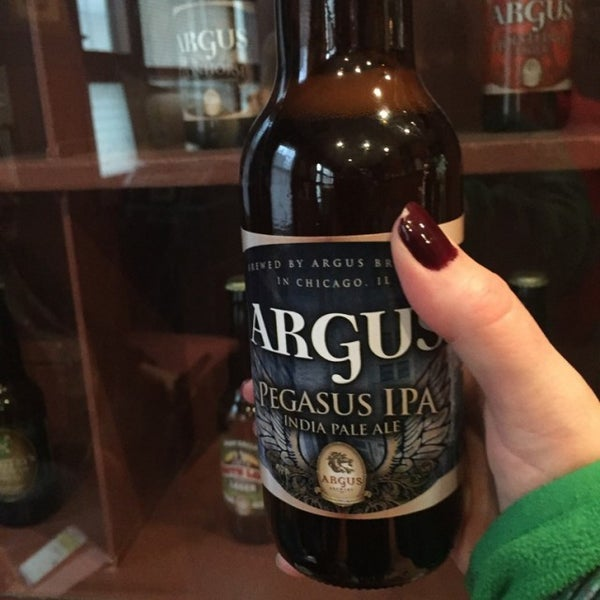 Photo taken at Argus Brewery by denise c. on 1/28/2017