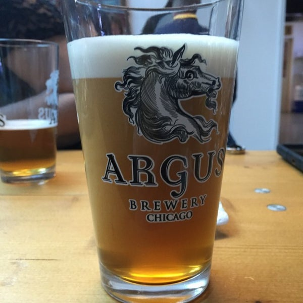 Photo taken at Argus Brewery by denise c. on 11/14/2015