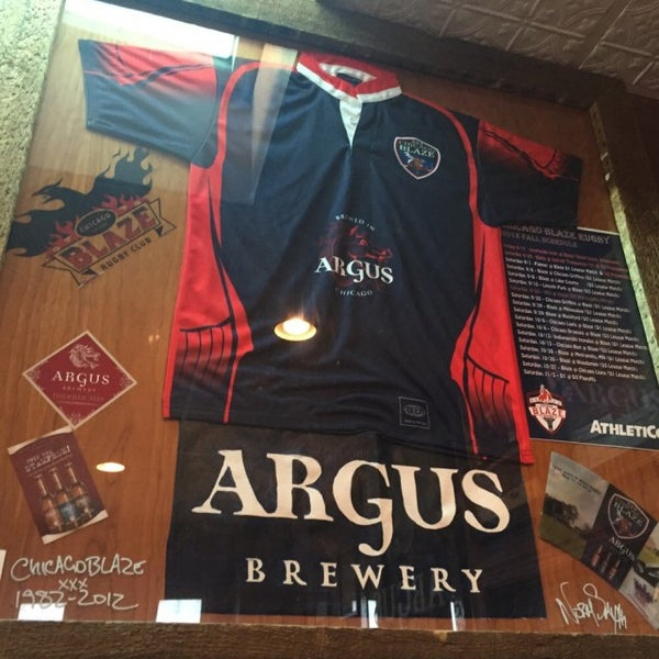 Photo taken at Argus Brewery by denise c. on 12/6/2015