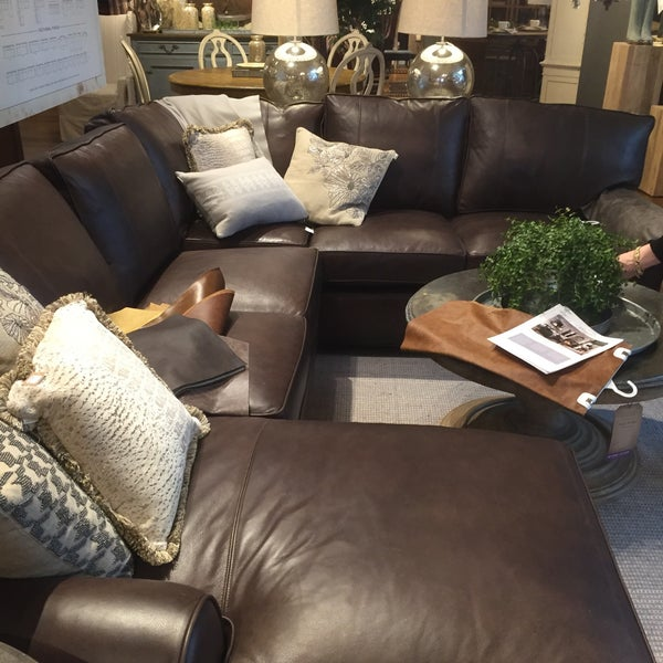Photo Taken At Arhaus Furniture   Mall St. Matthews By Brian W. On 3