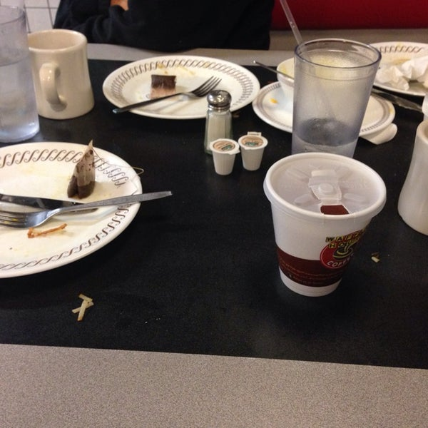 Photo taken at Waffle House by Alexis C. on 10/6/2013