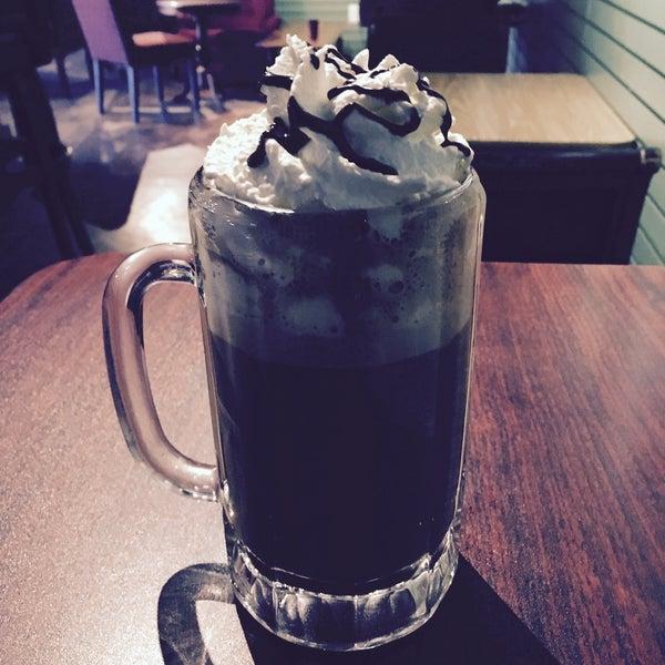 Photo taken at Bennu Coffee by Erika S. on 2/17/2016