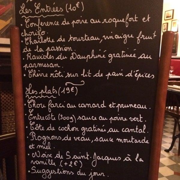 Restaurant Place De L Estrapade Paris
