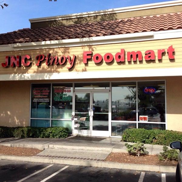 Photo taken at JNC Pinoy Foodmart Inc by Harvey C. on 10/26/2013