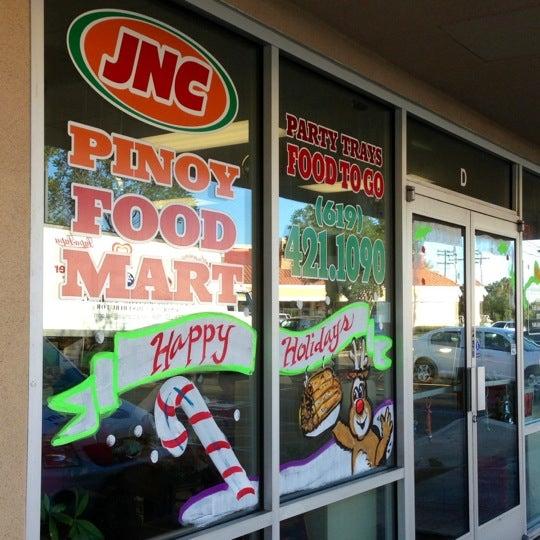 Photo taken at JNC Pinoy Foodmart Inc by Harvey C. on 12/11/2012