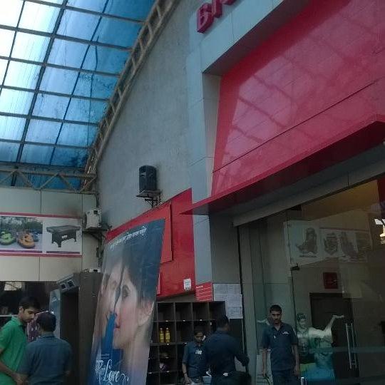 Photo taken at Big Cinemas by Akshay K. on 11/16/2014
