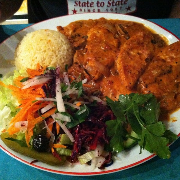 Best mangal ii west kensington greater london for Classic kebab house stechford