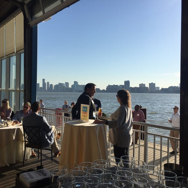 Photo taken at The Lighthouse at Chelsea Piers by Ed A. on 4/17/2016