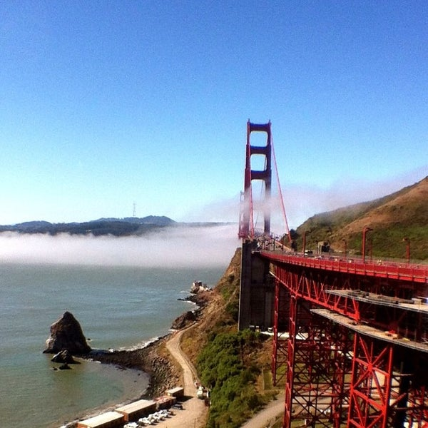 Photo taken at Vista Point by Russell D. on 6/28/2013