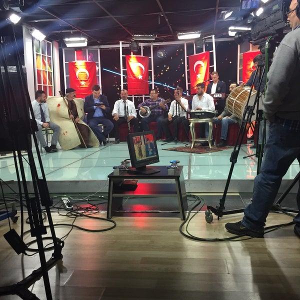 3/17/2016 tarihinde Nejat A.ziyaretçi tarafından Rumeli Tv'de çekilen fotoğraf