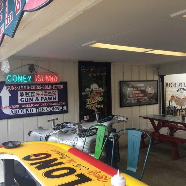 Coney Island Hot Dog Tampa