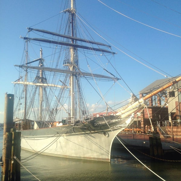 Photo taken at Fisherman's Wharf by Britny D. on 8/5/2014