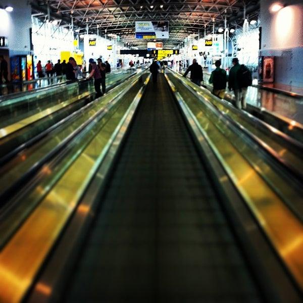 Снимок сделан в Брюссельский аэропорт (BRU) пользователем Johan A. 5/13/2013