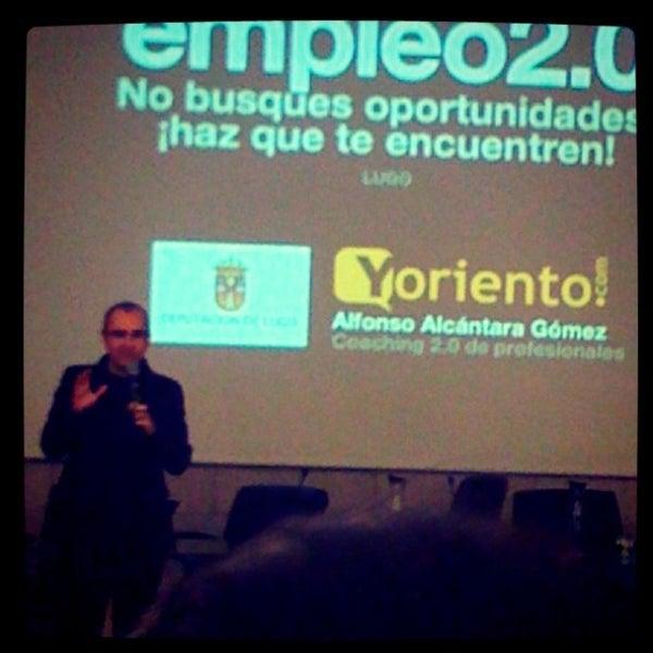 Foto tirada no(a) Deputación de Lugo por Pepita Tirita N. em 11/29/2012