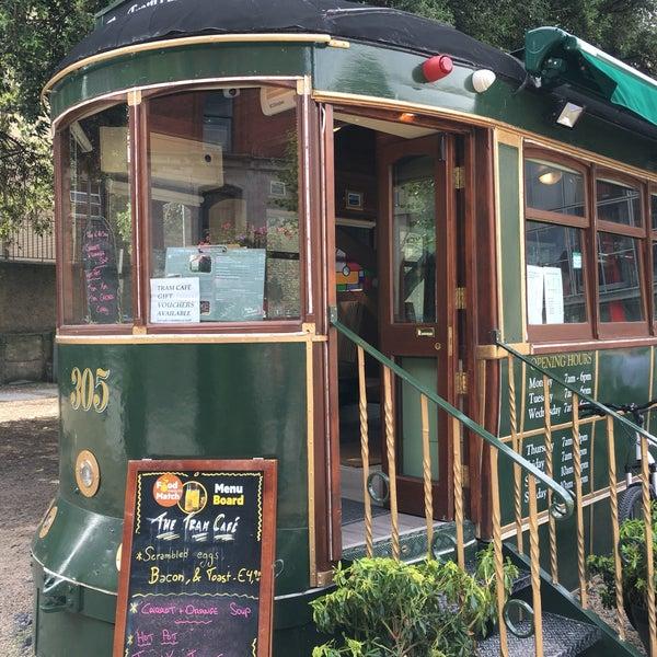 Снимок сделан в The Tram Café пользователем Alèxia S. 11/20/2016