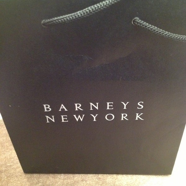 Photo taken at Barneys New York by Fay A. on 3/27/2013