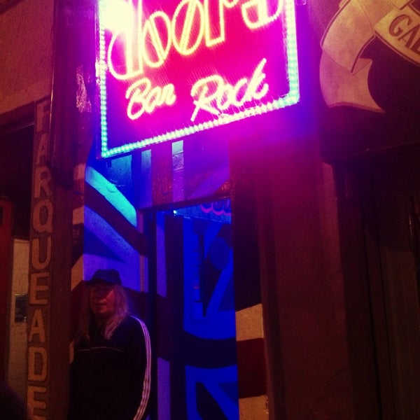 Photo taken at The Doors Rock Bar by Brian S. on 6/1/ & Photos at The Doors Rock Bar - Bar in Bogotá