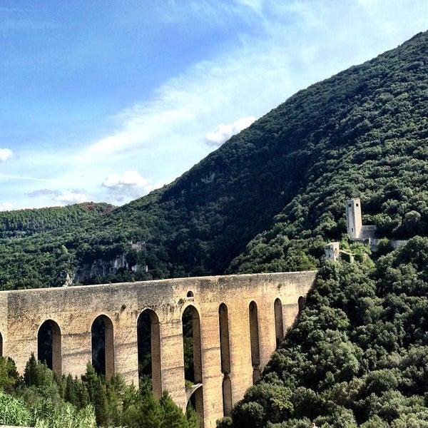 Photo taken at Ponte Delle Torri by Matthew S. on 9/9/2015