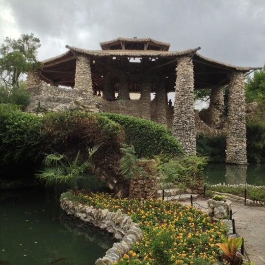 Japanese Tea Gardens Botanical Garden In San Antonio