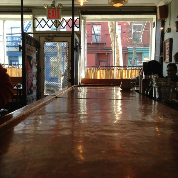 Photo taken at Vinegar Hill House by David B. on 1/19/2013