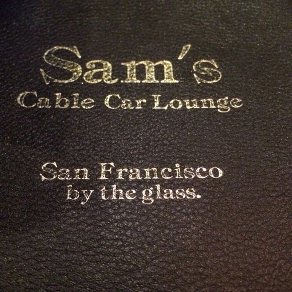 Photo taken at Sam's Cable Car Lounge by Pp R. on 9/16/2014
