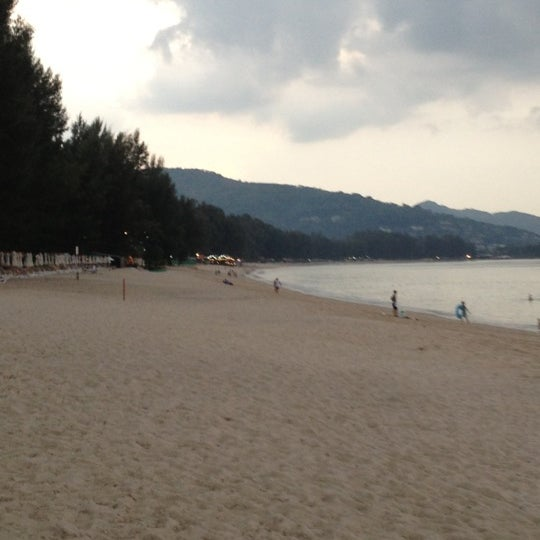 Photo taken at Dusit Thani Laguna Phuket by Mattanee s. on 12/13/2012