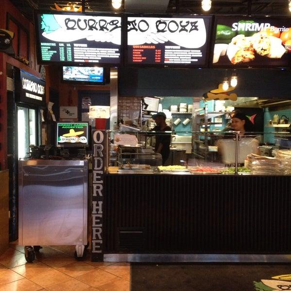 Photo taken at Burrito Boyz by Chris M. on 6/13/2013