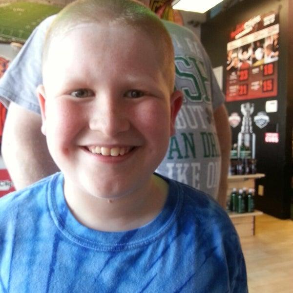 Photos At Sport Clips Haircuts Of Round Lake Beach Salon