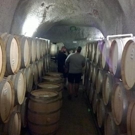 Photo taken at Eberle Winery by LeiChat on 10/11/2014
