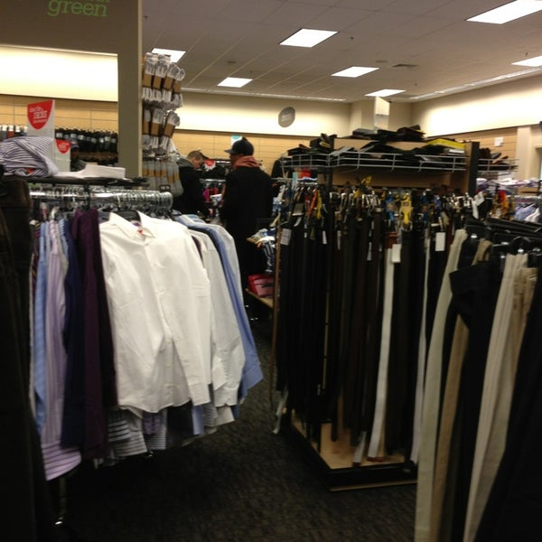 Photo taken at Nordstrom Rack by JL J. on 12/31/2012