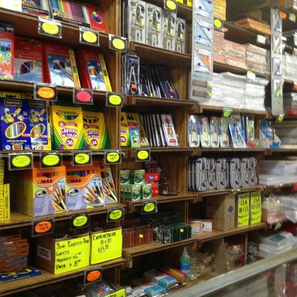 Papeleria el buen estudiante tienda de art culos de papeler a oficina en downtown - Papeleria de oficina ...