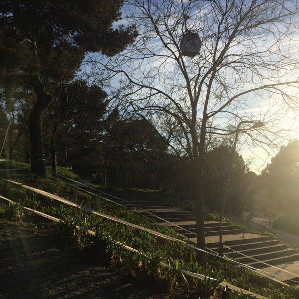 Photo prise au Jardins de Joan Brossa par Ceren le3/27/2015