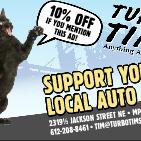 Photo taken at Turbo Tim's Anything Automotive by Turbo Tim's Anything Automotive on 1/30/2015