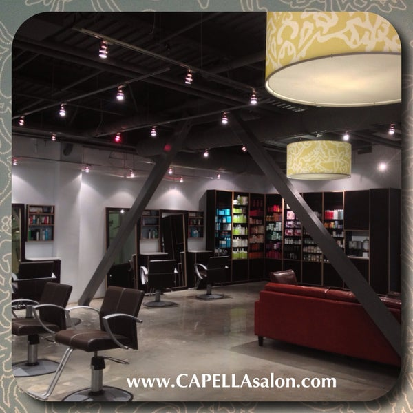 Capella salon friseursalon in studio city for A salon of studio city