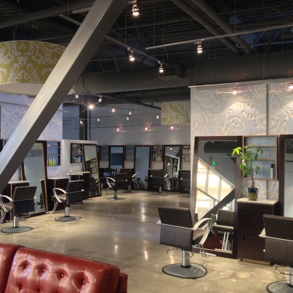 A Salon Of Studio City Of Capella Salon Salon Barbershop In Studio City