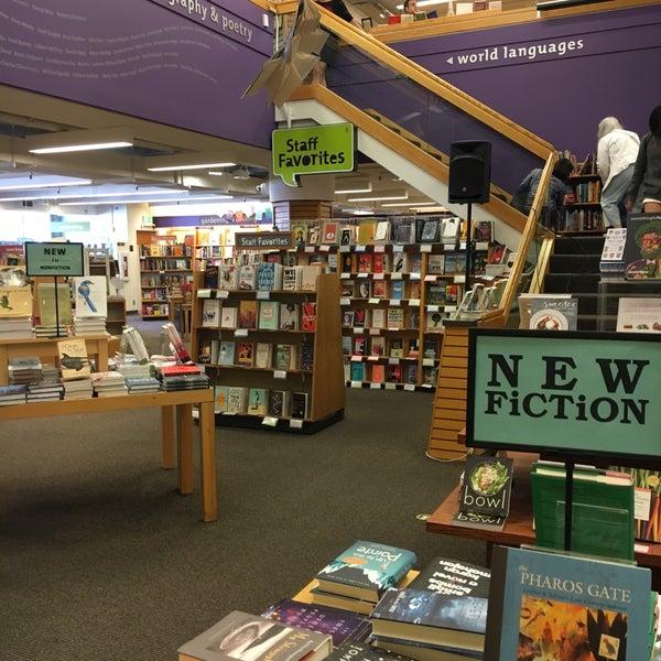 Photo taken at University Bookstore by Ann C. on 4/30/2016