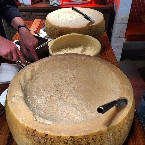 Forma restaurant cheese bar wilshire montana santa for Food bar wilshire
