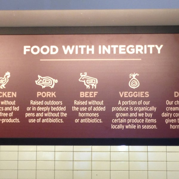 Photo taken at Chipotle Mexican Grill by Vishal S. on 8/10/2013