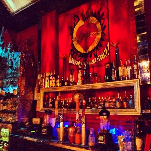 Photo taken at Velvet Margarita Cantina by Mark G. on 2/25/2013