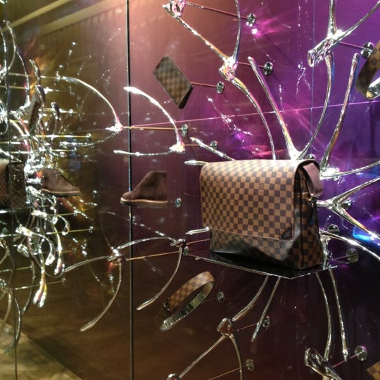 Photo taken at Louis Vuitton by Aeuy S. on 11/7/2012