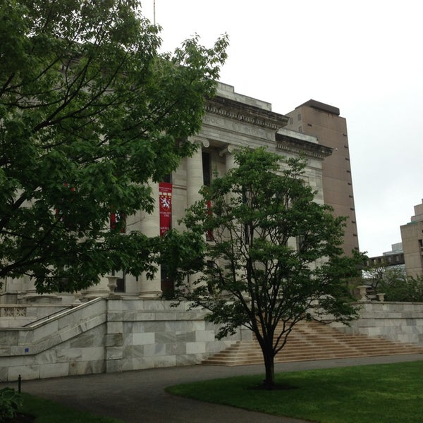 Photo taken at Harvard Medical School Quadrangle by Jason M. on 5/24/2013