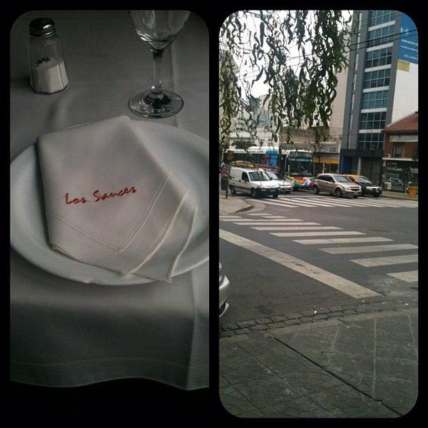Foto tomada en Los Sauces por Fernando T. el 9/15/2012