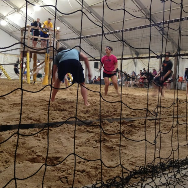 Get sand in your pants! Play some Vball !