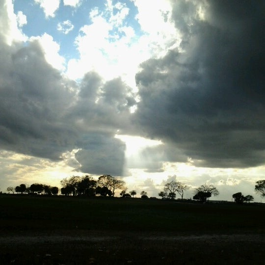 Photo taken at Vista View Park by Lissette R. on 1/21/2013