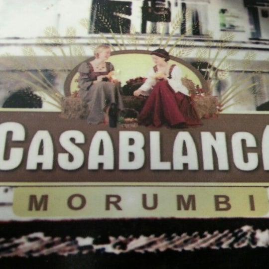 Foto scattata a Padaria Casablanca da Guto B. il 10/19/2012